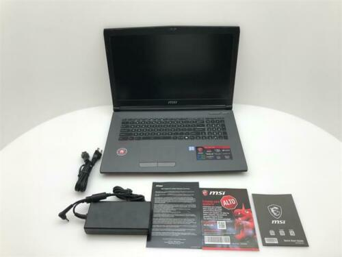 Laptop chuyên game  MSI GF72VR 7RF-651 Gaming Notebook